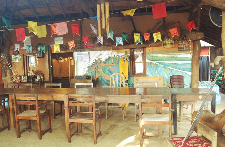 Ranga S Beach Hut